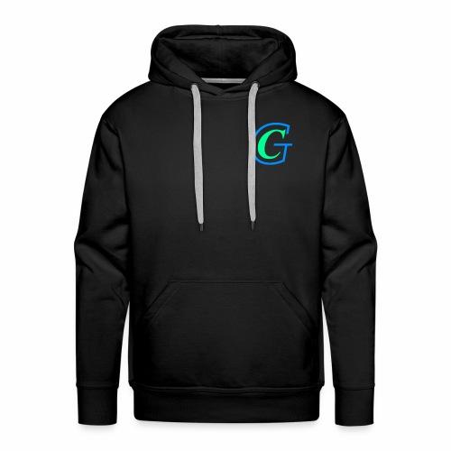 GeloC logo without background - Men's Premium Hoodie