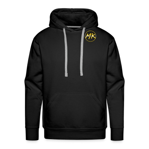 24MK OG (Black Tee-Shirt) - Men's Premium Hoodie