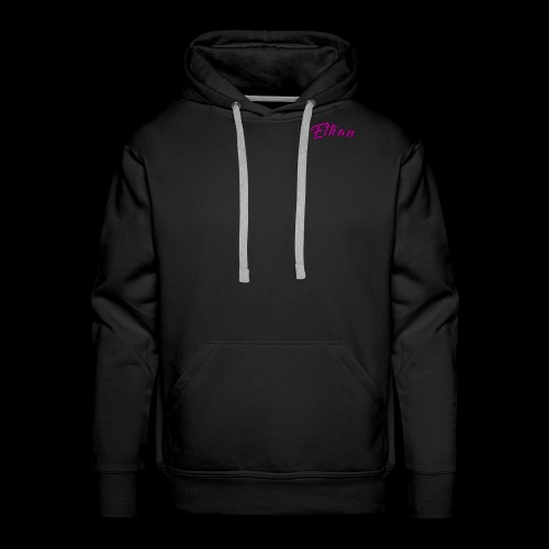 ETHAN LOGO - Men's Premium Hoodie