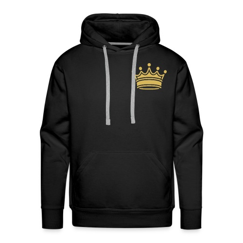 Feeling Like King. - Men's Premium Hoodie