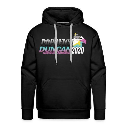 Popovich/Duncan 2020 Campaign Logo - Men's Premium Hoodie
