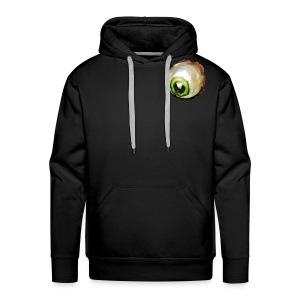 paranoid eyes - Men's Premium Hoodie