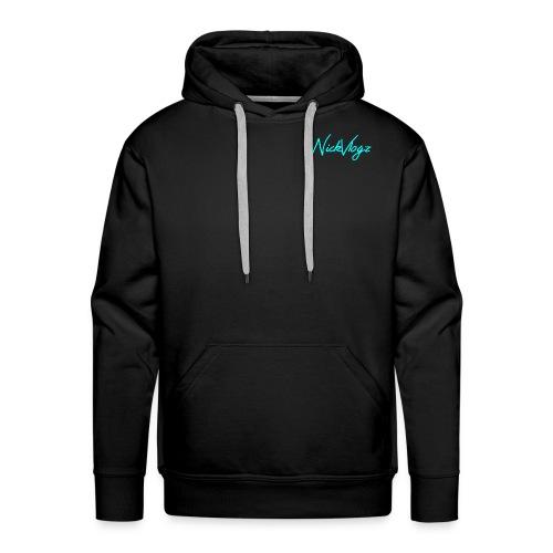 NickVlogz - Men's Premium Hoodie