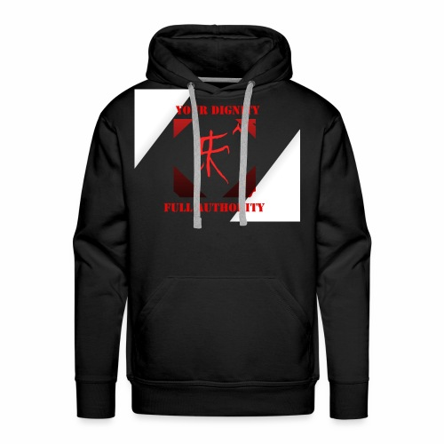 Authority 1 - Men's Premium Hoodie