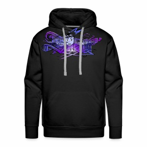 Step WildStyle Too - Men's Premium Hoodie