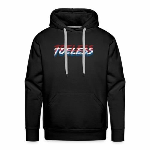 #TOELESS - Men's Premium Hoodie