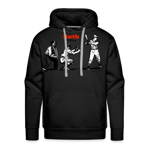 Ruth Clothing Official Logo - Men's Premium Hoodie