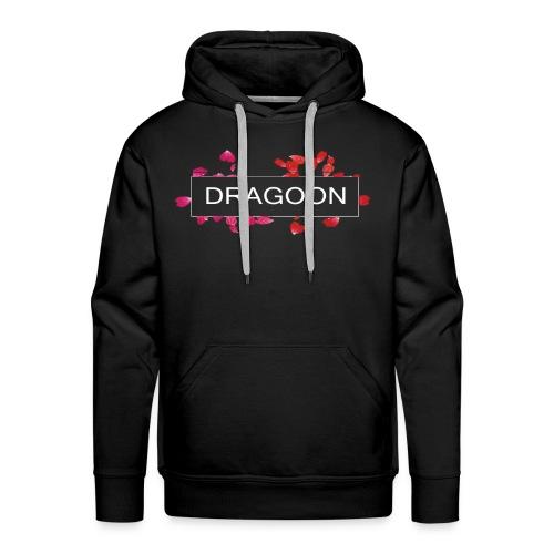 Dragoon Rose Logo - Men's Premium Hoodie