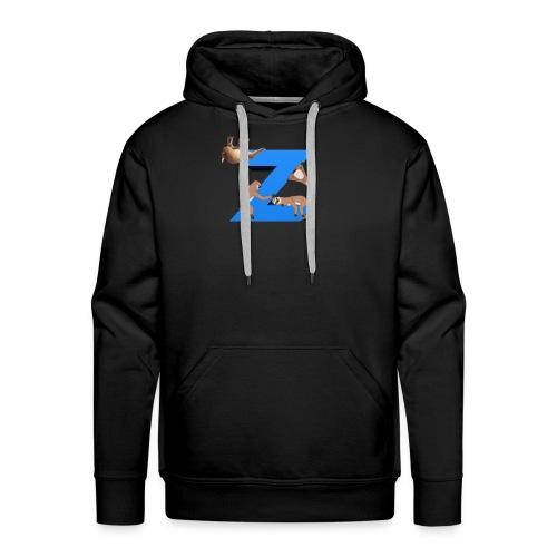 Ziccho Logo - Men's Premium Hoodie