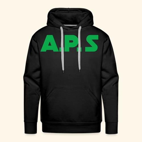 APS Green - Men's Premium Hoodie