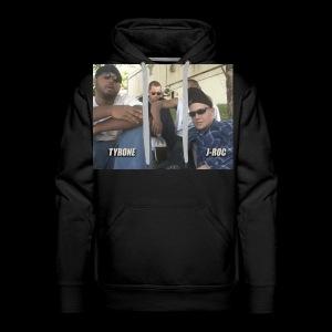 T and J-Roc Trailer Park Boys - Men's Premium Hoodie