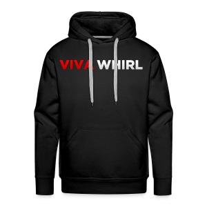 Viva Whirl Logo - Men's Premium Hoodie