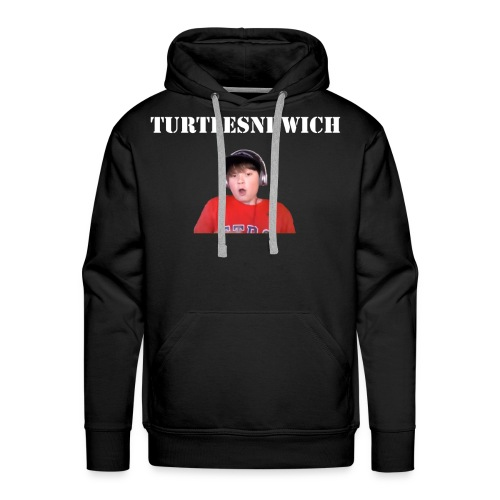 TurtleSndwich Design 1 - Men's Premium Hoodie