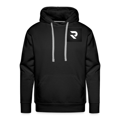 new logo hope you like it - Men's Premium Hoodie