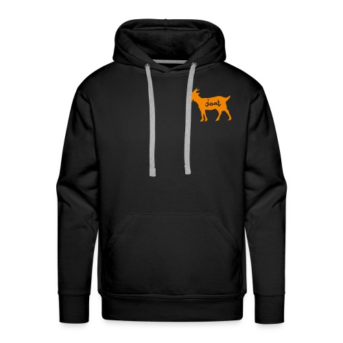 orange2 - Men's Premium Hoodie