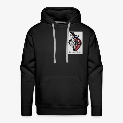 Bleeding Heart - Dakota Kenney Cover Album - Men's Premium Hoodie