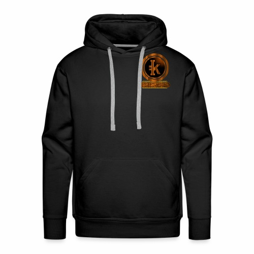 kikicoin new writeup - Men's Premium Hoodie