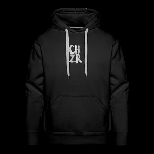 CHZR LOGO - Men's Premium Hoodie