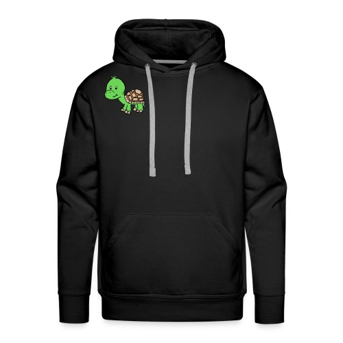 JTT Turtle - Men's Premium Hoodie