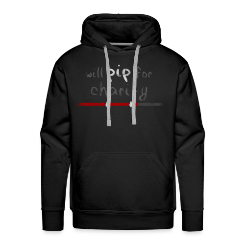 pips for charity - Men's Premium Hoodie
