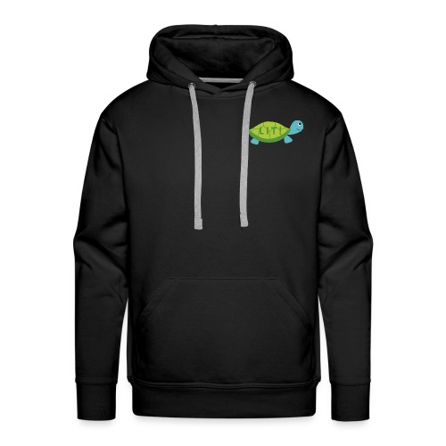 LIT turtle merch - Men's Premium Hoodie
