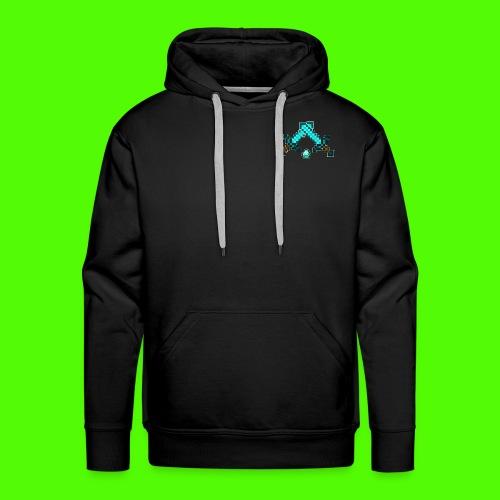 Thackattack Logo - Men's Premium Hoodie
