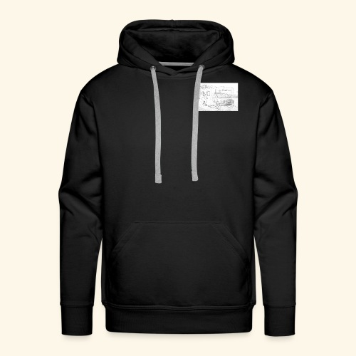 Our ClassC Ride - Men's Premium Hoodie