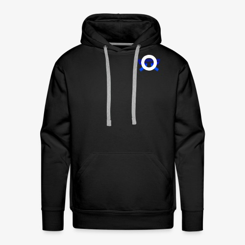 AggeTwitch Logo Small - Men's Premium Hoodie