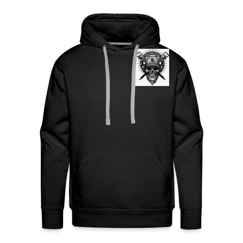 The Skill - Men's Premium Hoodie