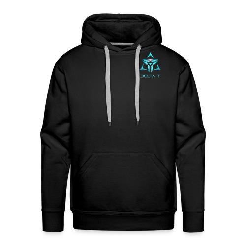 Delta T new Logo - Men's Premium Hoodie