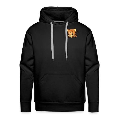 Blehhhh Cheetah Kawaii - Men's Premium Hoodie