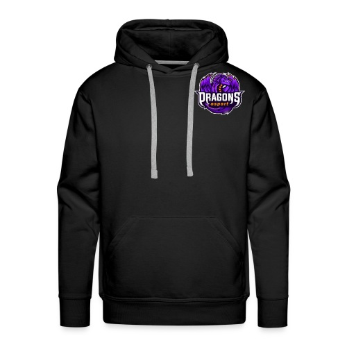 Clothing with the official logo of the DRG team - Men's Premium Hoodie