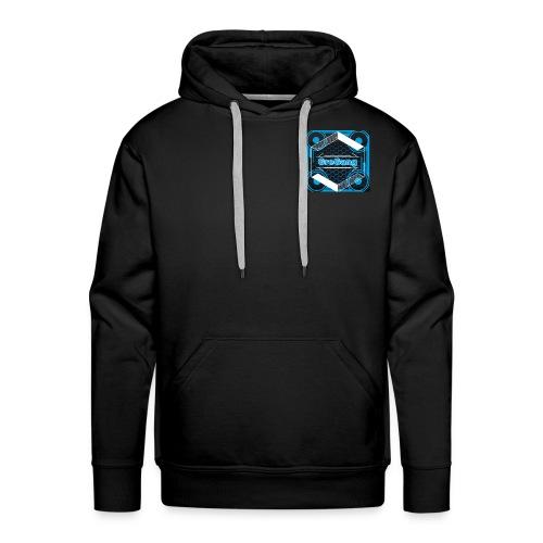GreGang Logo-ed Merch - Men's Premium Hoodie