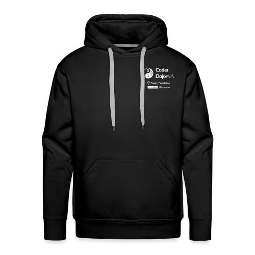 CoderDojoWA and Partners - Men's Premium Hoodie