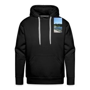 New York scenery - Men's Premium Hoodie