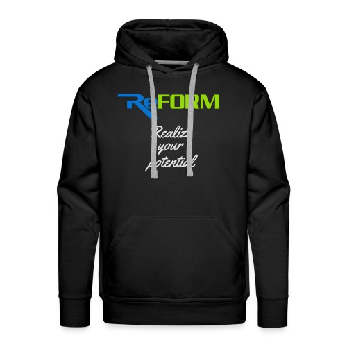 Realize your potential - Men's Premium Hoodie
