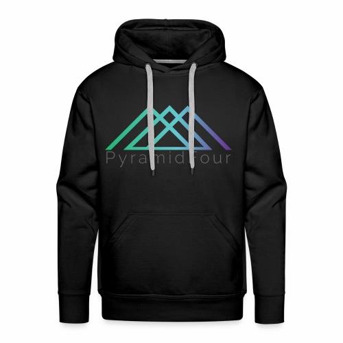 PyramidFour - Men's Premium Hoodie