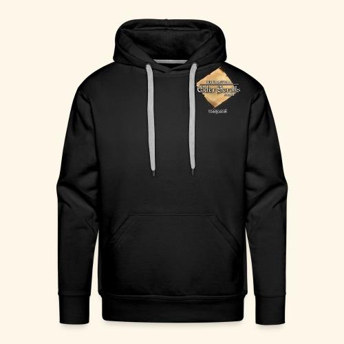 Uesp Left Pocket with Website - Men's Premium Hoodie