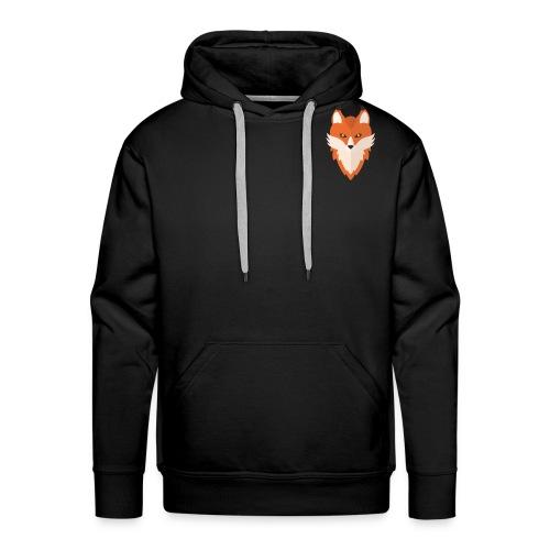 Abstract Fox - Men's Premium Hoodie