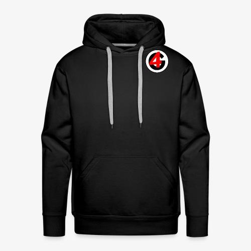 4Gamers Standard Merchandise - Men's Premium Hoodie