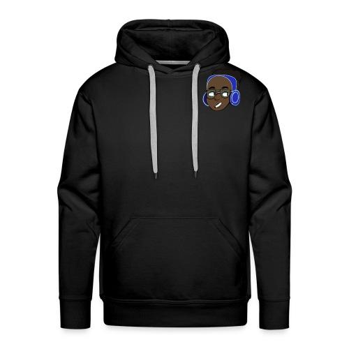 Logo Transparent - Men's Premium Hoodie