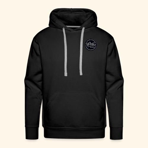 west2 surf - Men's Premium Hoodie