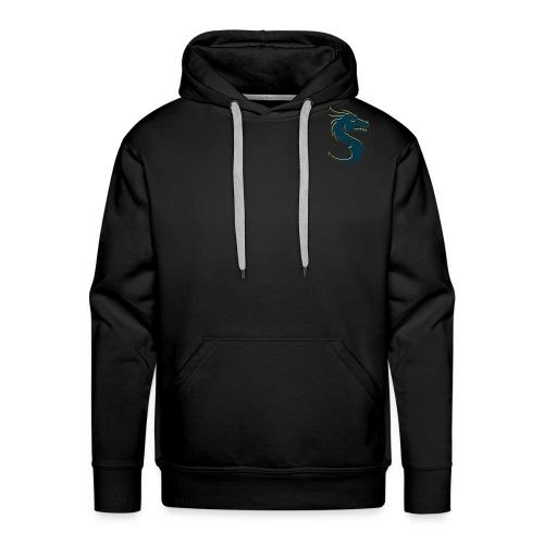 Small standard logo - Men's Premium Hoodie