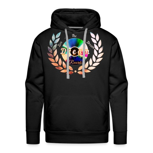 Dream Big (ALT) - Men's Premium Hoodie