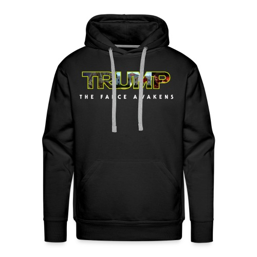 Trump: The Farce Awakens - Men's Premium Hoodie