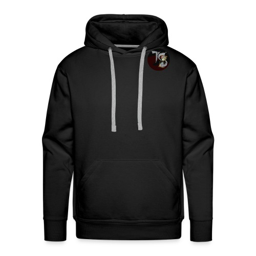 Time Spill Trademark - Men's Premium Hoodie