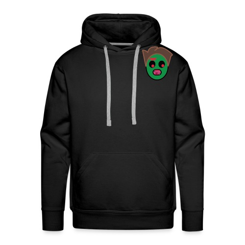zombie family/ regular apparel - Men's Premium Hoodie