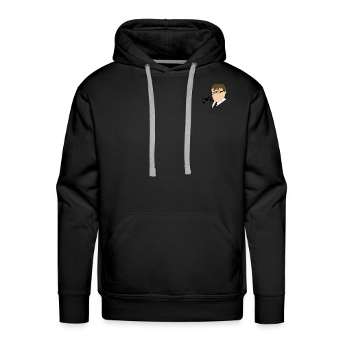 MikeCam123 Logo - Men's Premium Hoodie