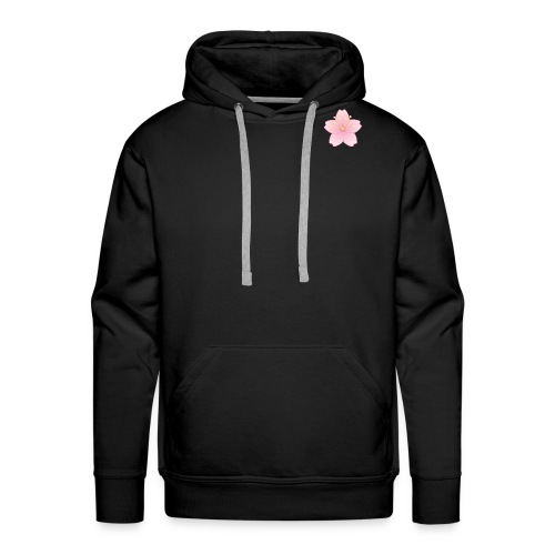 SLIM CHERRY BLOSSOM/ YungBones Merch - Men's Premium Hoodie