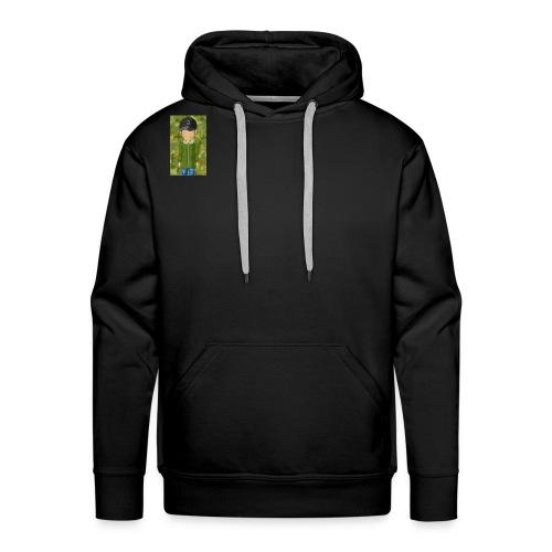 CamoFlauge - Men's Premium Hoodie